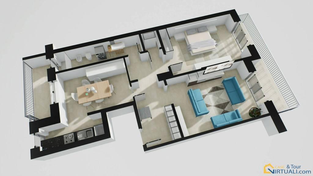Appartamento in vendita a Torino, 4 locali, prezzo € 112.000 | PortaleAgenzieImmobiliari.it