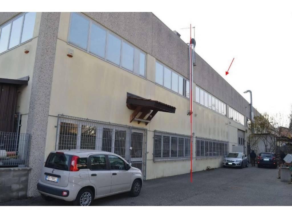 Capannone in vendita a Givoletto, 3 locali, prezzo € 135.000 | PortaleAgenzieImmobiliari.it