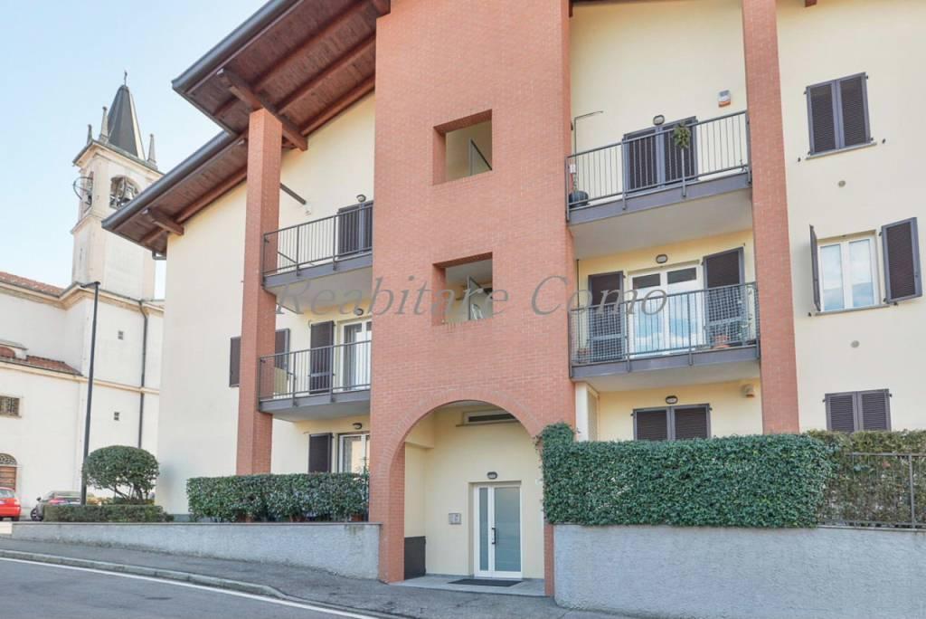 Appartamento in vendita a Casnate con Bernate, 3 locali, prezzo € 178.000 | CambioCasa.it