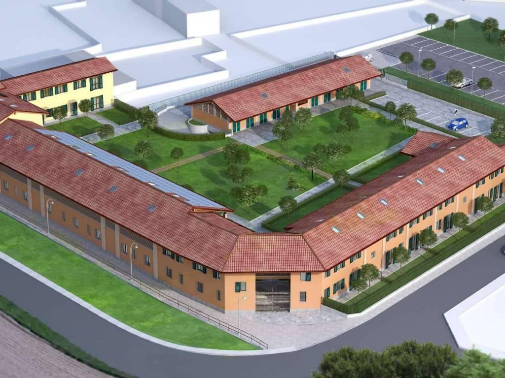 Appartamento in vendita a Rodano, 4 locali, prezzo € 335.000   CambioCasa.it