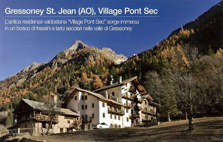 Appartamento in vendita a Gressoney-Saint-Jean, 9999 locali, Trattative riservate | CambioCasa.it