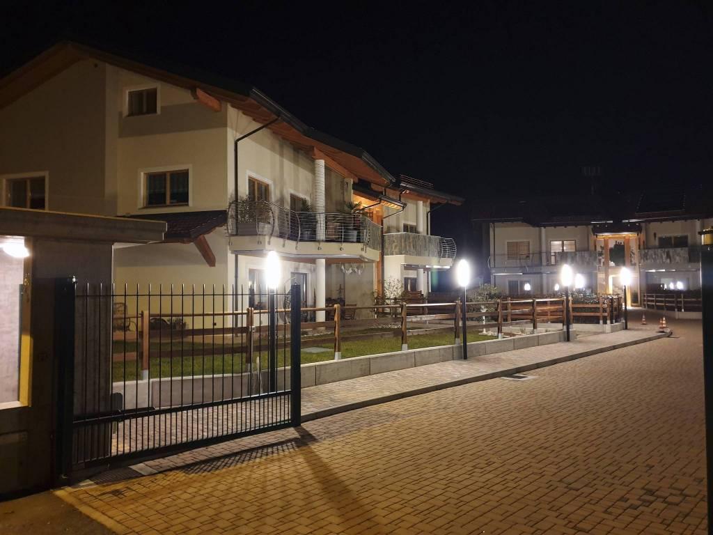 CERVASCA, appartamento con giardino pari nuovo via Borgo San Dalmazzo