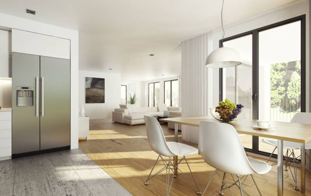 Appartamento in vendita a Bologna, 4 locali, zona Massarenti, prezzo € 483.000   PortaleAgenzieImmobiliari.it