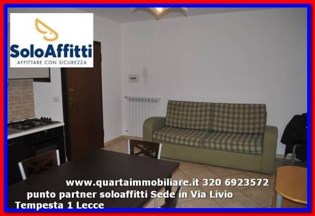 Bilocale Lecce Via Luigi Carluccio 2