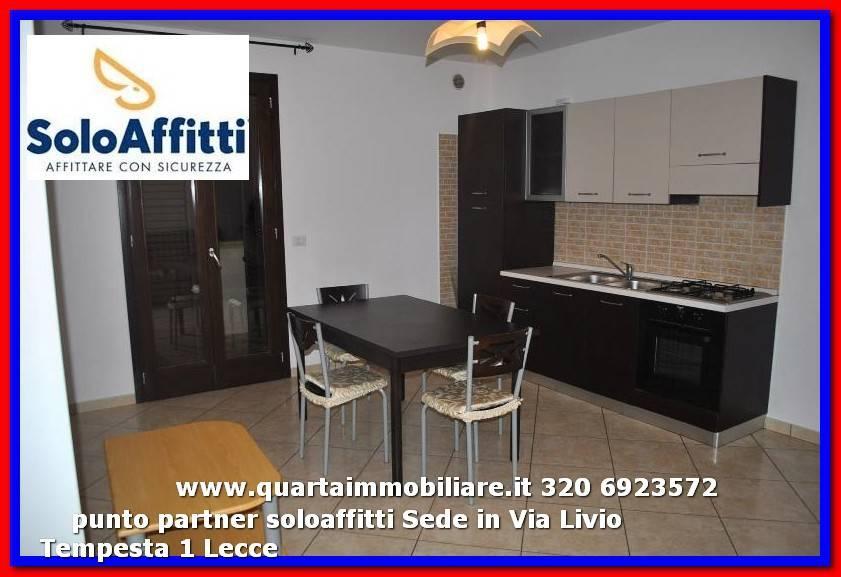 Appartamento in Affitto a Lecce Periferia Ovest: 2 locali, 50 mq