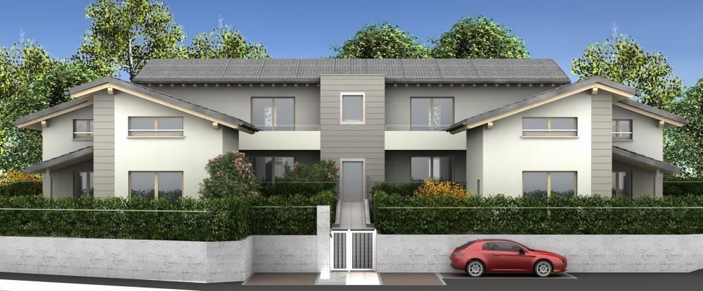Appartamento in buone condizioni parzialmente arredato in vendita Rif. 8283324