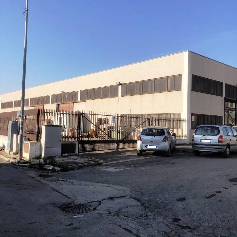 Capannone in Vendita a Foggia Semicentro: 5 locali, 385 mq