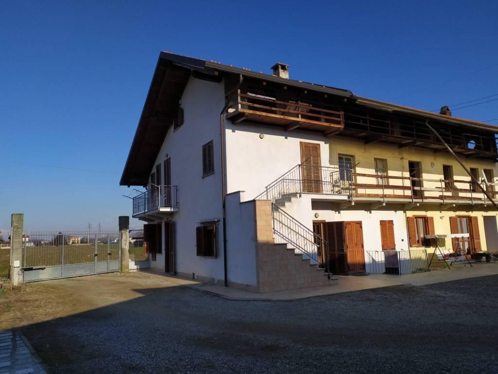 Soluzione Indipendente in affitto a Nole, 6 locali, prezzo € 550 | PortaleAgenzieImmobiliari.it
