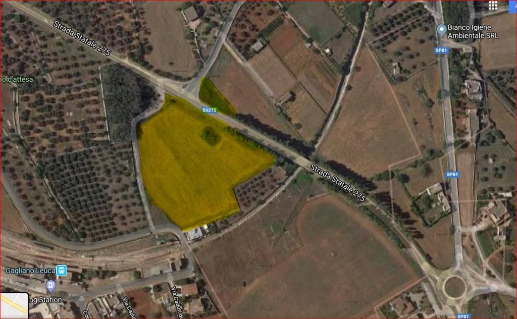 Terreno Agricolo in vendita a Gagliano del Capo, 9999 locali, Trattative riservate | CambioCasa.it