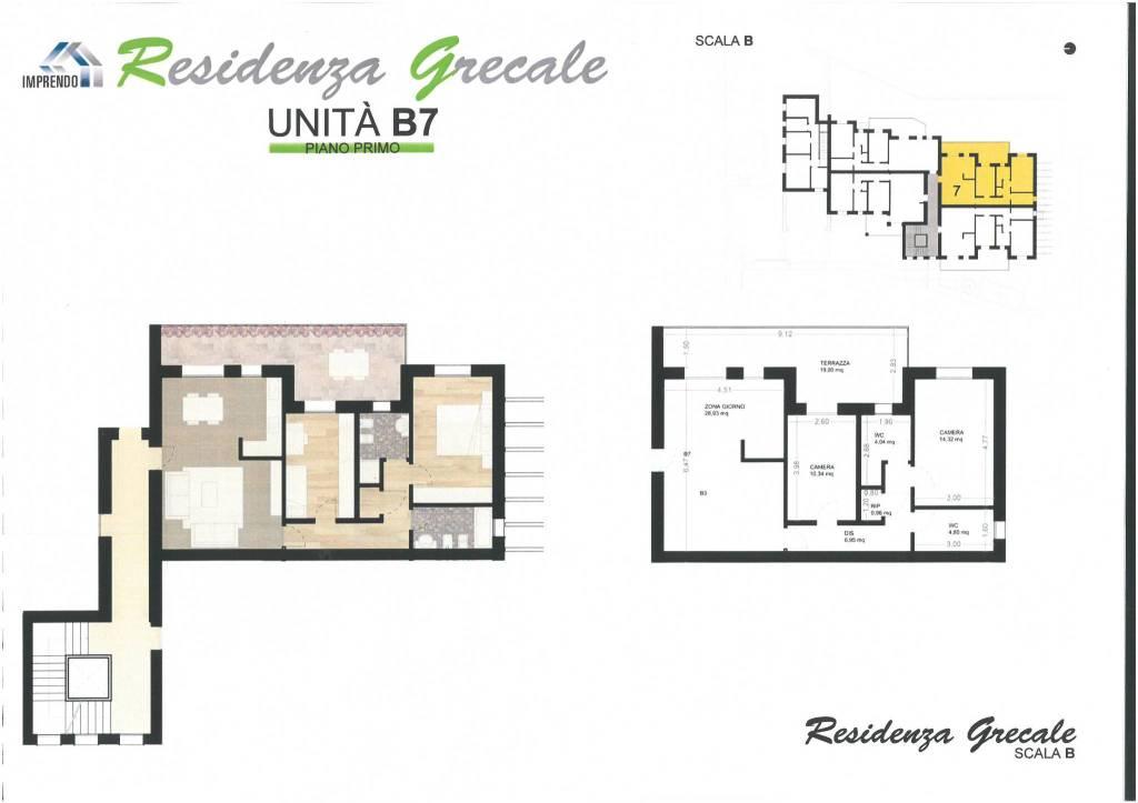 Appartamento in vendita Rif. 9211483