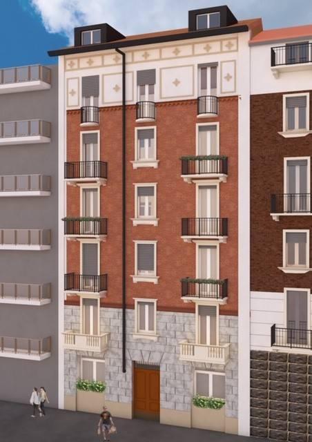 Attico / Mansarda in vendita a Torino, 5 locali, zona San Paolo, Cenisia, prezzo € 350.000   PortaleAgenzieImmobiliari.it