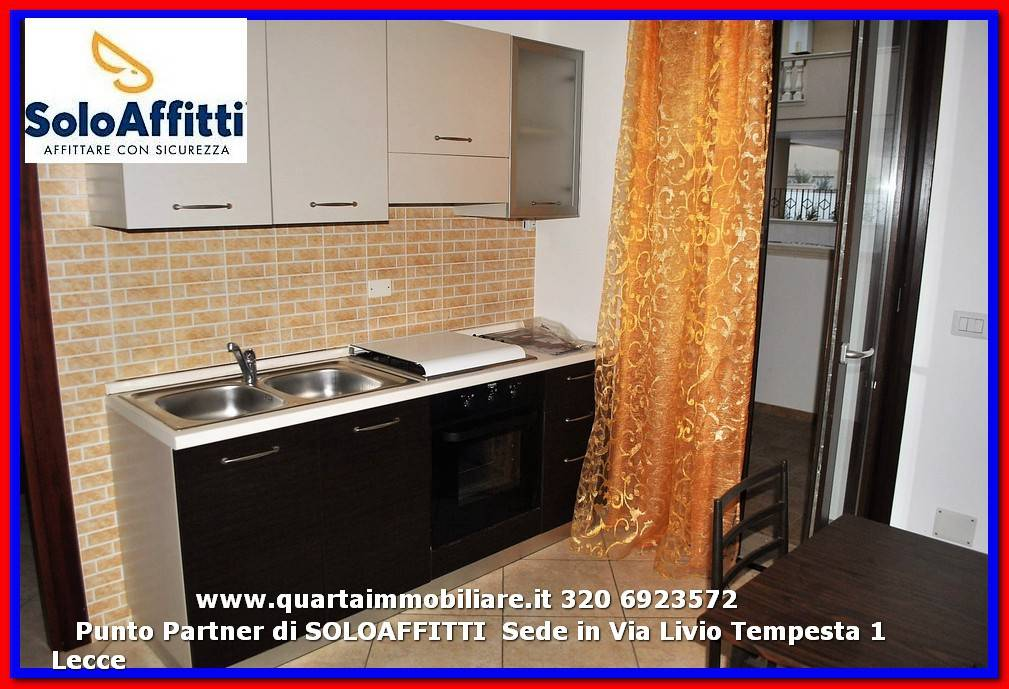 Appartamento in Affitto a Lecce Semicentro: 2 locali, 53 mq
