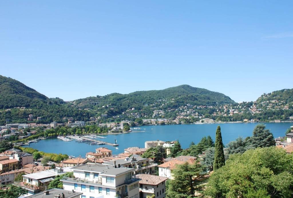 Attico / Mansarda in vendita a Como, 5 locali, zona Centro - Centro Storico, prezzo € 1.580.000   PortaleAgenzieImmobiliari.it
