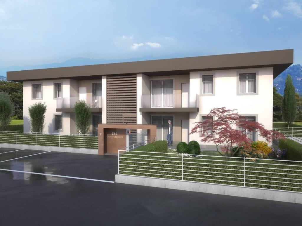 Appartamento in vendita a Zanica, 3 locali, prezzo € 175.000 | PortaleAgenzieImmobiliari.it