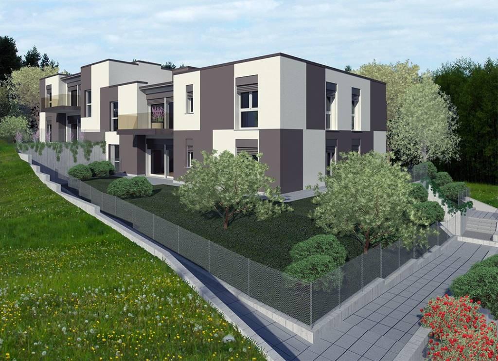 Appartamento in vendita a Uggiate-Trevano, 3 locali, prezzo € 230.000 | PortaleAgenzieImmobiliari.it