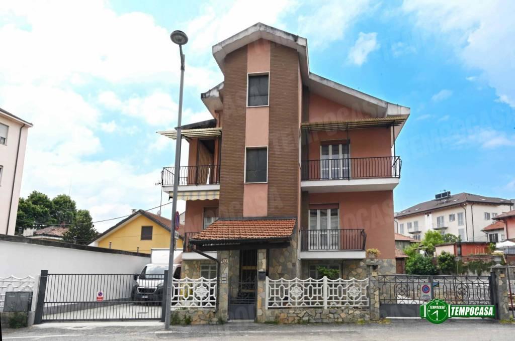 Foto 1 di Casa indipendente via Ludovico Ariosto 11, Settimo Torinese