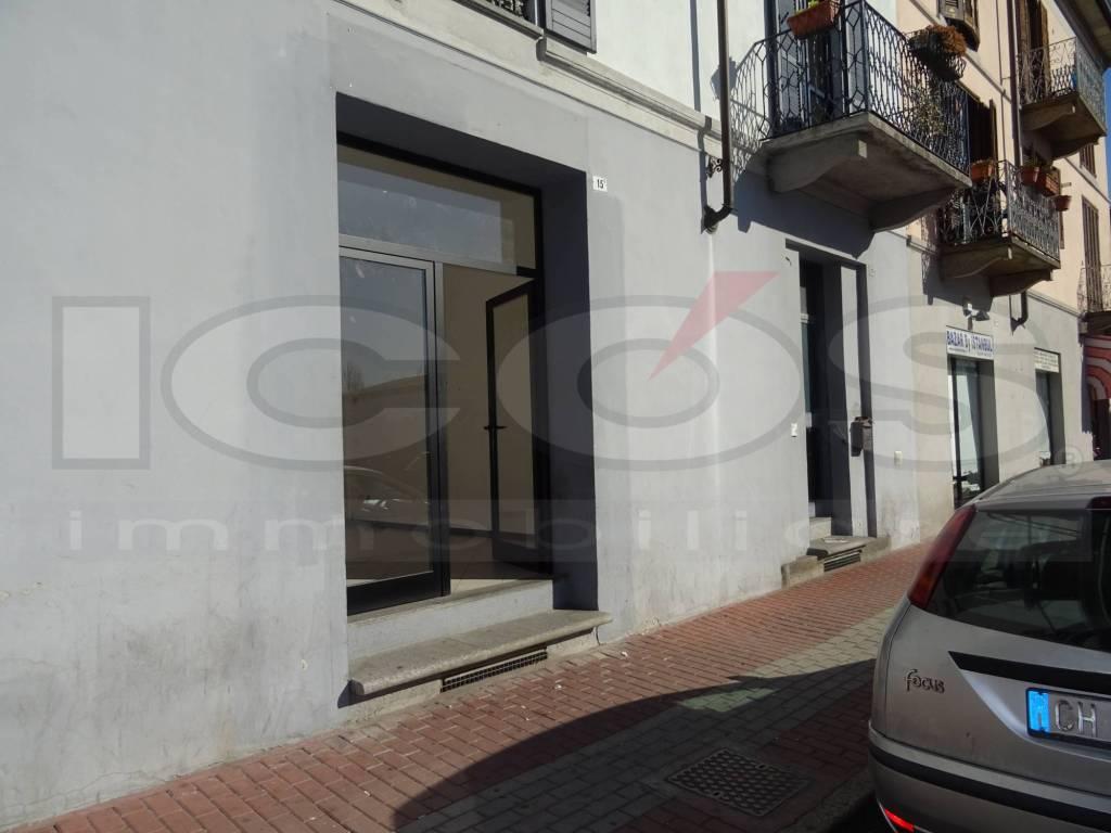 Negozio / Locale in vendita a Novara, 2 locali, prezzo € 75.000 | CambioCasa.it