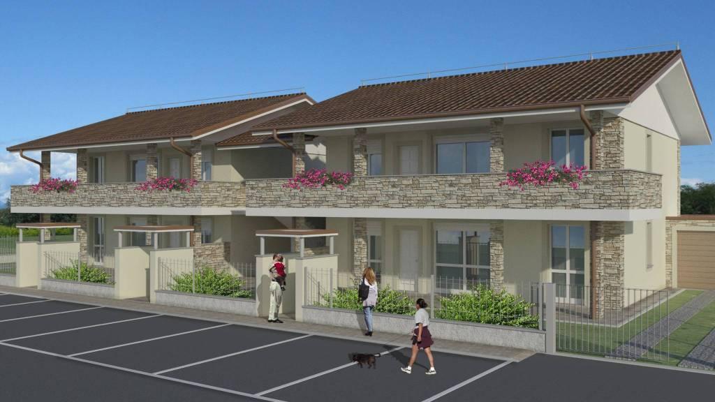 Appartamento in vendita a Cambiago, 3 locali, prezzo € 250.000 | PortaleAgenzieImmobiliari.it