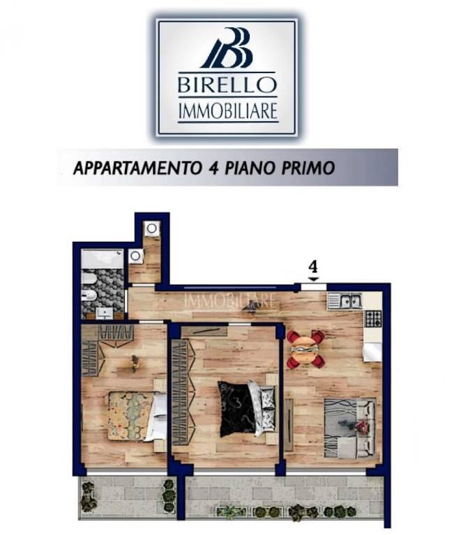 Appartamento in Vendita a Firenze Centro:  3 locali, 80 mq  - Foto 1