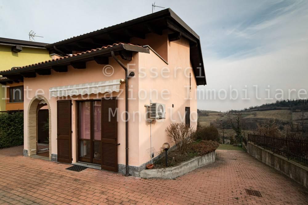 Villa in vendita a Mombello Monferrato, 4 locali, prezzo € 165.000 | PortaleAgenzieImmobiliari.it