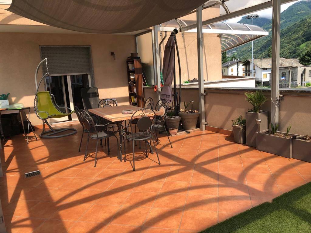 Appartamento in vendita a Morbegno, 3 locali, prezzo € 170.000 | CambioCasa.it