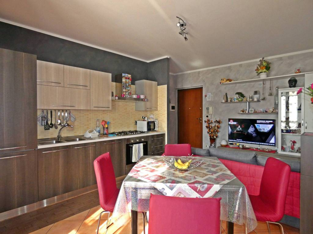Appartamento in vendita a San Gillio, 2 locali, prezzo € 109.000 | PortaleAgenzieImmobiliari.it