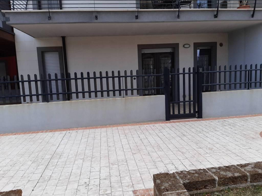 appartamento recente costruzione ben collegato al mare