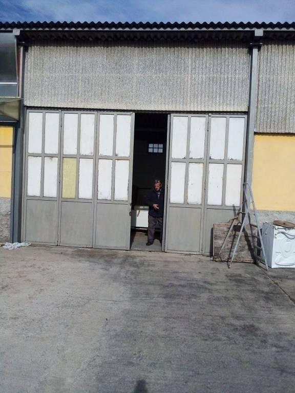 Magazzino in affitto a Castel Rozzone, 1 locali, prezzo € 350 | CambioCasa.it