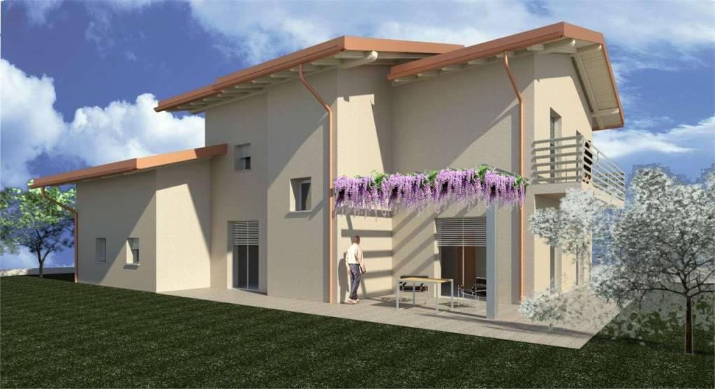 Villa in vendita a Daverio, 4 locali, prezzo € 450.000 | PortaleAgenzieImmobiliari.it