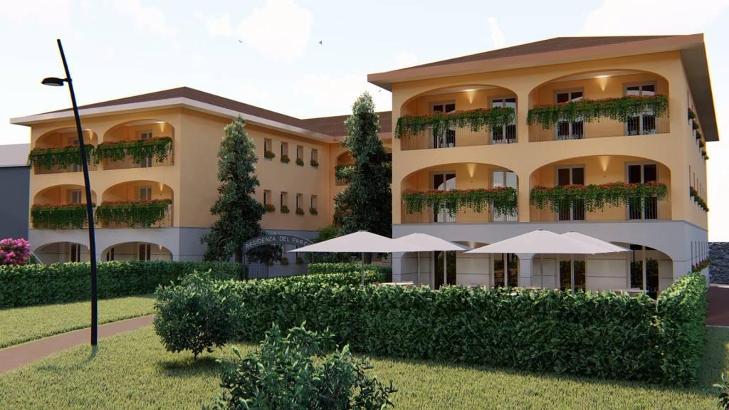 Appartamento in vendita a Cantello, 2 locali, prezzo € 137.000   CambioCasa.it