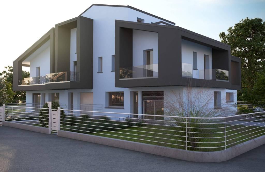 Appartamento in Vendita a San Mauro Pascoli Centro: 3 locali, 124 mq