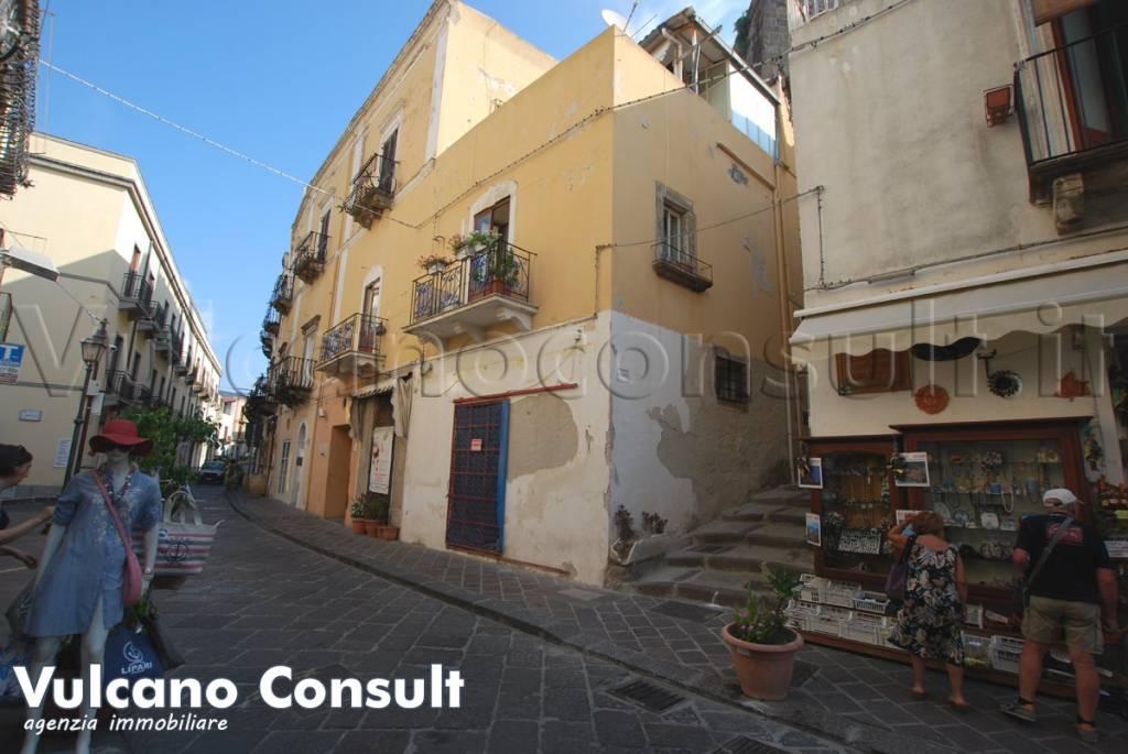 Appartamento in vendita a Lipari, 5 locali, prezzo € 350.000 | PortaleAgenzieImmobiliari.it