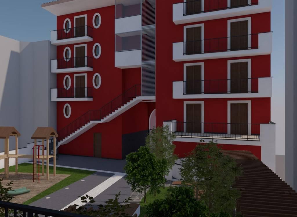 Appartamento in vendita a Pomigliano d'Arco, 3 locali, prezzo € 250.000 | CambioCasa.it