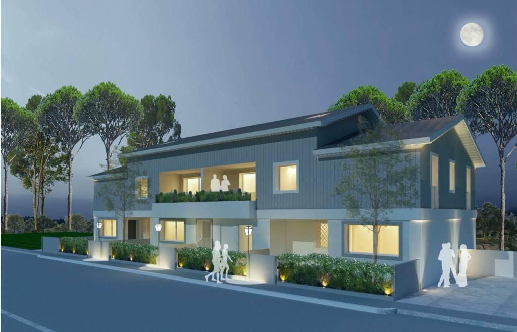 Appartamento in Vendita a Gatteo Periferia:  4 locali, 137 mq  - Foto 1