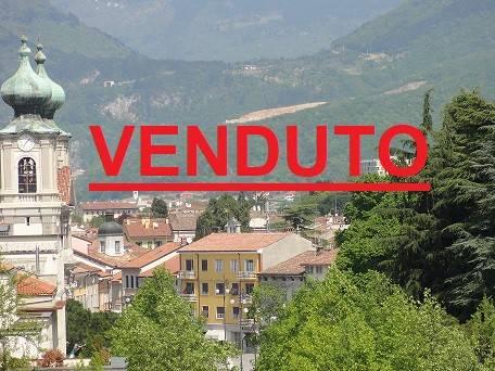 Gorizia, centro storico - Via A. de Gasperi piano alto