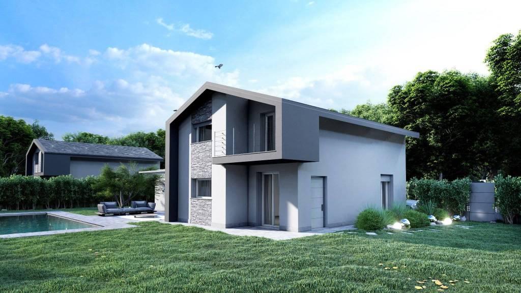 Villa in vendita a Lurate Caccivio, 5 locali, prezzo € 445.000 | PortaleAgenzieImmobiliari.it