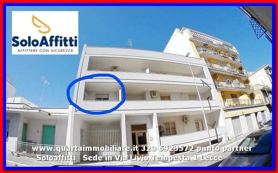 Appartamento in Affitto a Lecce Semicentro: 3 locali, 78 mq