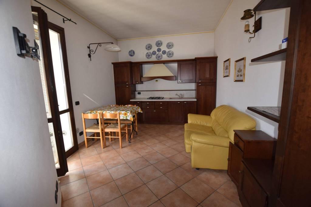Appartamento in ottime condizioni arredato in affitto Rif. 8337006