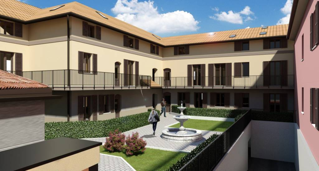 Appartamento in vendita a Pregnana Milanese, 3 locali, prezzo € 245.000 | PortaleAgenzieImmobiliari.it