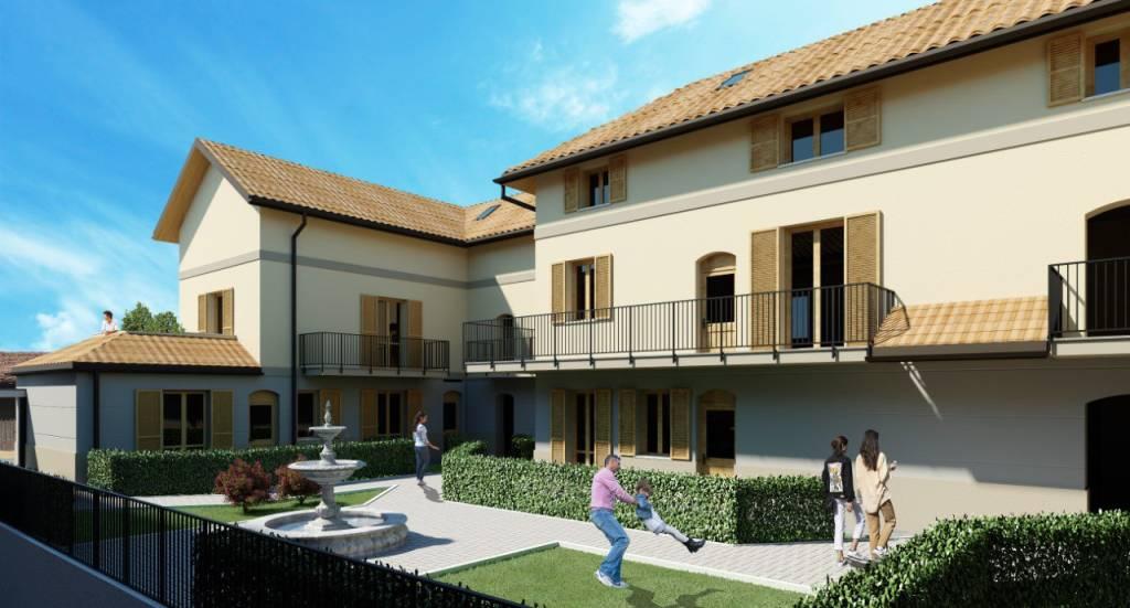 Appartamento in vendita a Pregnana Milanese, 2 locali, prezzo € 237.500 | PortaleAgenzieImmobiliari.it