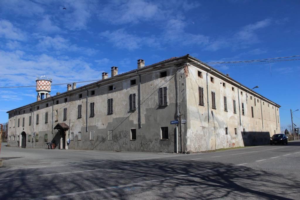 Foto 1 di Rustico / Casale via Circonvallazione 4, San Germano Vercellese
