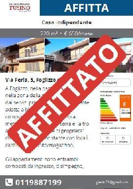 Soluzione Indipendente in affitto a Foglizzo, 10 locali, Trattative riservate | PortaleAgenzieImmobiliari.it