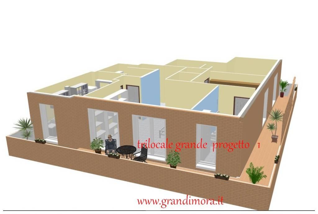 Loft / Openspace in vendita a Bergamo, 4 locali, prezzo € 403.000 | PortaleAgenzieImmobiliari.it