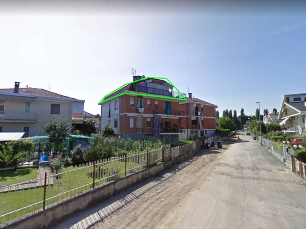 Appartamento in vendita a La Loggia, 4 locali, prezzo € 68.000 | PortaleAgenzieImmobiliari.it