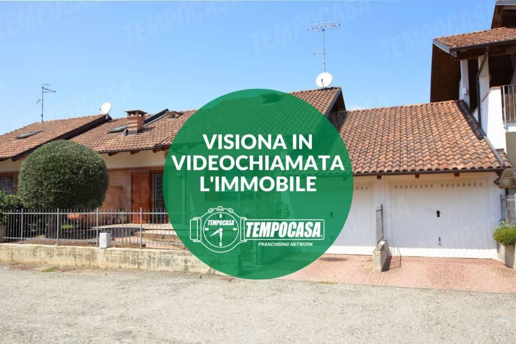 Foto 1 di Villetta a schiera via San Grato 49, Verolengo