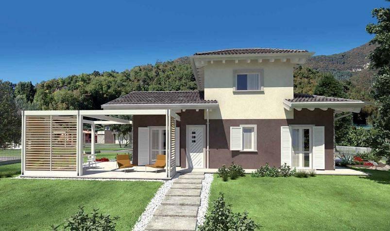 Villa in vendita a Leffe, 3 locali, prezzo € 229.000 | PortaleAgenzieImmobiliari.it