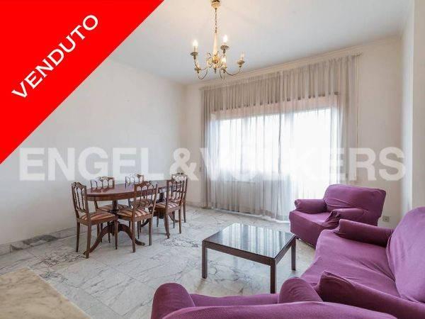 Appartamento in vendita 2 vani 85 mq.  via Michelangelo Peroglio Roma