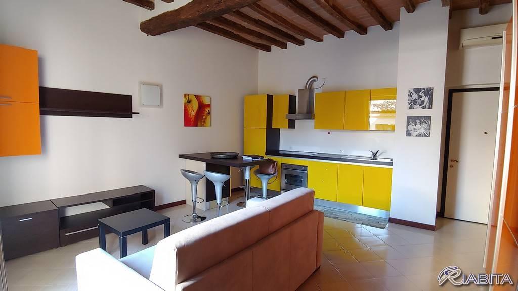 Appartamento in Affitto a Piacenza Centro: 1 locali, 40 mq