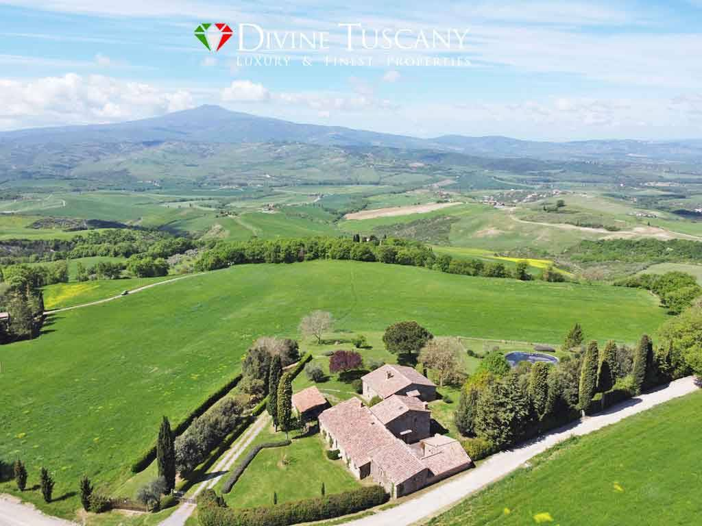 Agriturismo a Pienza Rif. 7240979