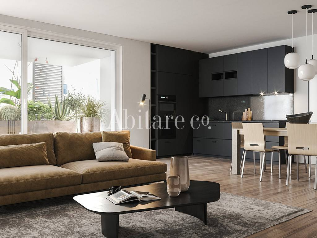 Appartamento in Vendita a Milano 30 Niguarda / Bovisasca / Testi / Bruzzano / Affori / Comasina: 3 locali, 95 mq